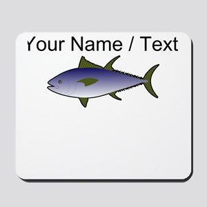 Custom Tuna Fish Mousepad