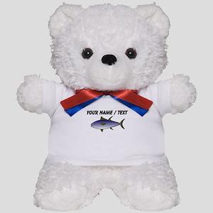 Custom Tuna Fish Teddy Bear