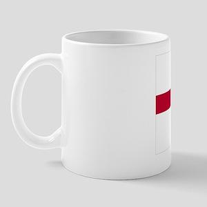 English Flag - England Goudy oldstyle Mug