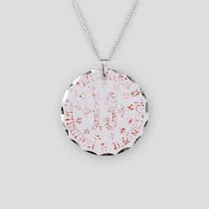 triskaidekaphile-DKT Necklace Circle Charm