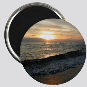 Sunset  Surf 9x12_print Magnet