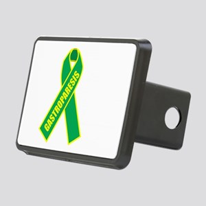 Gastroparesis-Hope-blk Rectangular Hitch Cover