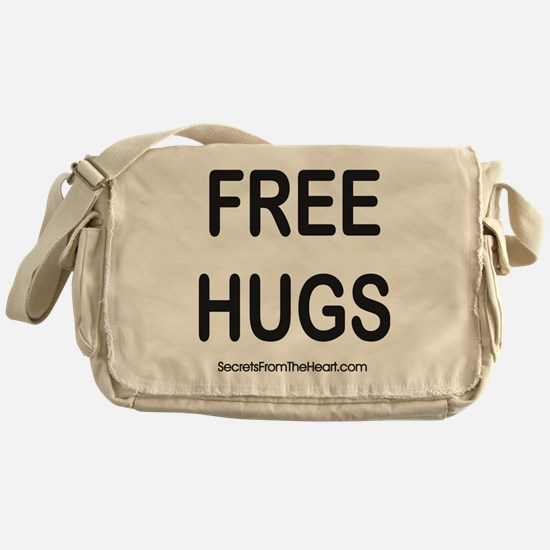 FreeHugs Messenger Bag