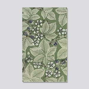 William Morris Bramble 20x12 Wall Decal