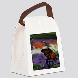 Butterfly 22 framed print Canvas Lunch Bag