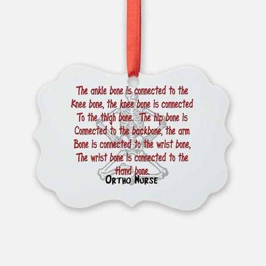 Ortho Nurse Ornament