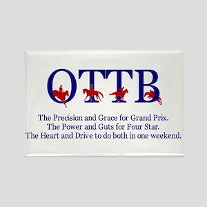 OTTB Rectangle Magnet