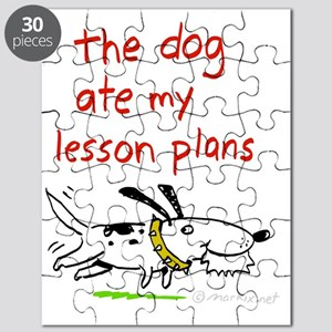 dog-ate-plans Puzzle