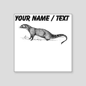 Custom Mongoose Sticker