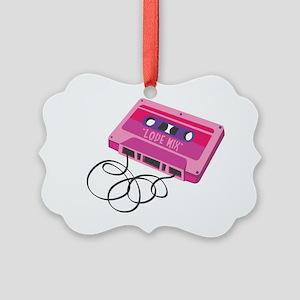 Love Mix Picture Ornament
