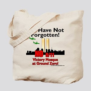 victory mosque we have not forgotten Tote Bag
