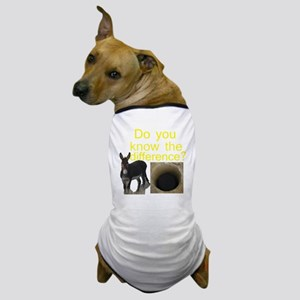 knowass Dog T-Shirt