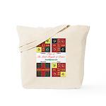 Flags/Irish Brigade France - Tote Bag