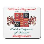 Dillon's Regiment - Mousepad