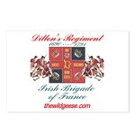 Dillon's Reg - Postcards (Package of 8)