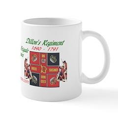 Dillon's Regiment - Mug