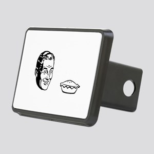 chickenpotpiewithwords Rectangular Hitch Cover