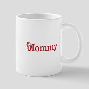 Christmas Mommy Mugs