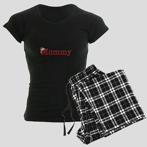 Christmas Mommy pajamas