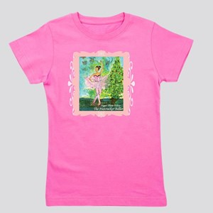 20101008 -Sugarplum Fairy002SQ-trans Girl's Tee