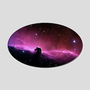 The Horsehead Nebula Wall Decal