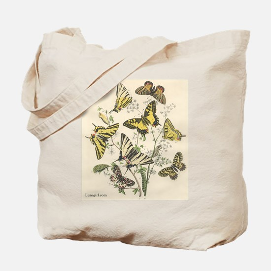 Cute Detailed illustration Tote Bag
