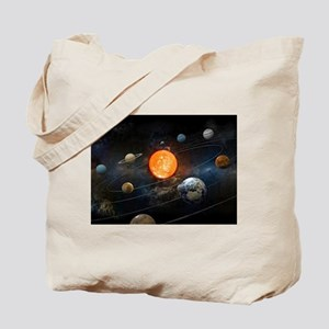 The Solar System Tote Bag