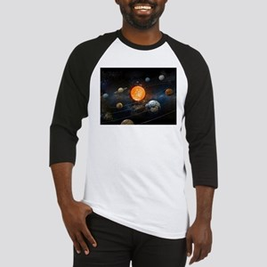 The Solar System Baseball Jersey