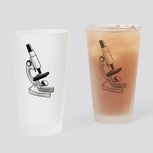 Microscope Drinking Glass