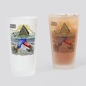 march_of_tyranny Drinking Glass