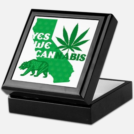 yesweCANnabis Keepsake Box