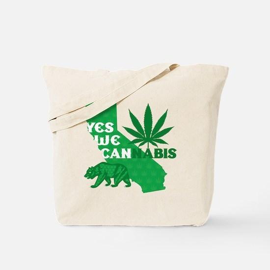 yesweCANnabis Tote Bag