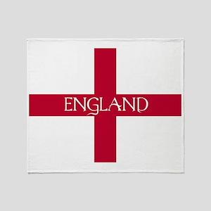PC English Flag - England Mil Throw Blanket