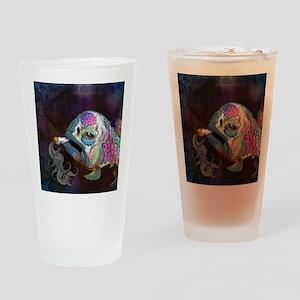 badfish Drinking Glass