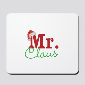 Christmas Mr Personalizable Mousepad