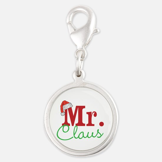 Christmas Mr Personalizable Charms