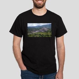 Teotihuacan The Sun Pyramid T-Shirt