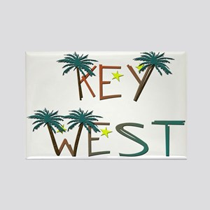 KeyWest Rectangle Magnet