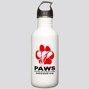 2-PAWSLogo1copy Stainless Water Bottle 1.0L