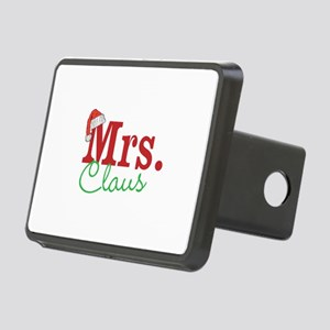 Christmas Mrs personalizable Rectangular Hitch Cov