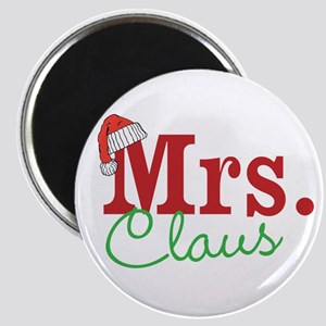 Christmas Mrs personalizable Magnets