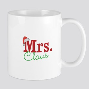 Christmas Mrs personalizable Mugs