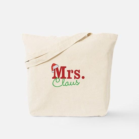 Christmas Mrs personalizable Tote Bag