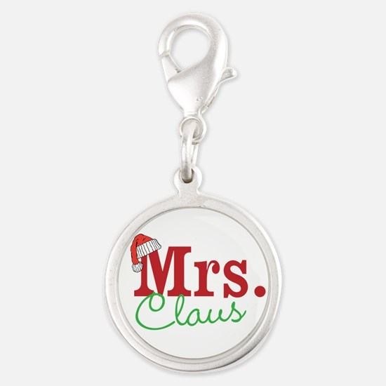 Christmas Mrs personalizable Charms