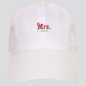 Christmas Mrs personalizable Cap