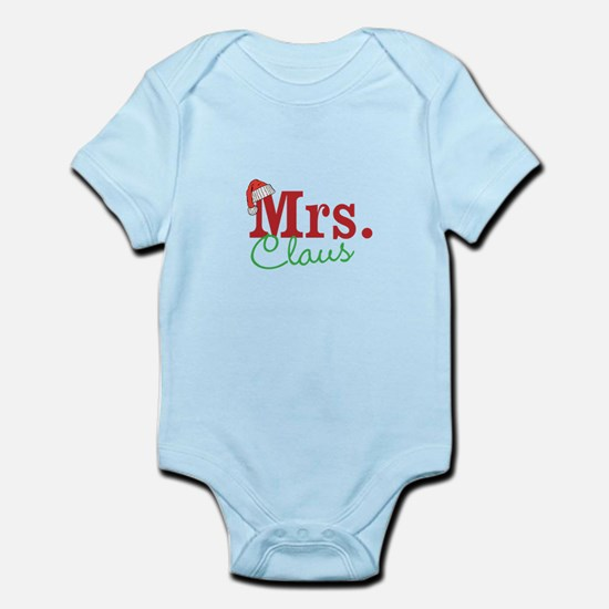 Christmas Mrs personalizable Body Suit