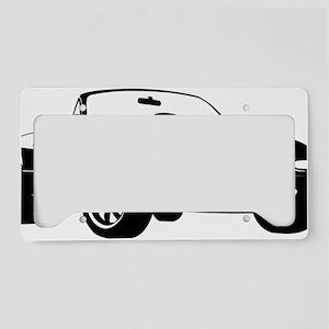 NA black License Plate Holder