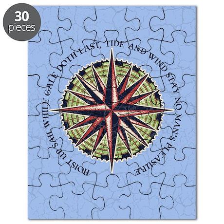 compass-rose3-CRD Puzzle