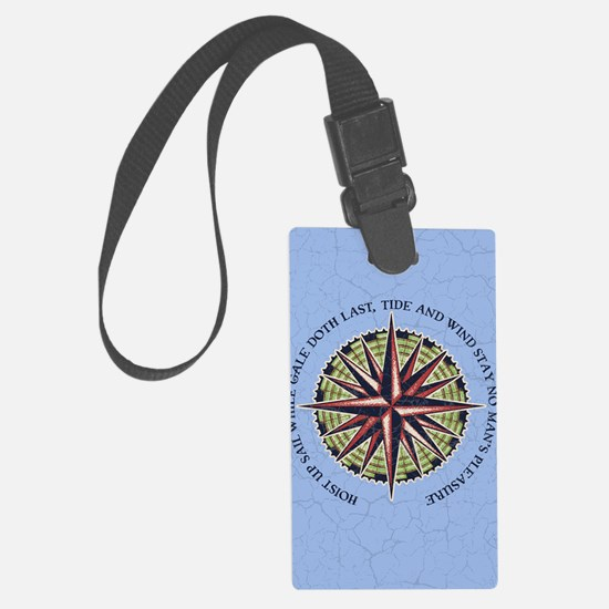 compass-rose3-CRD Luggage Tag