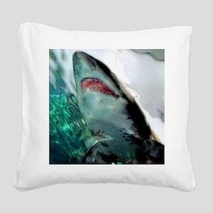 Ravening 272c Square Canvas Pillow